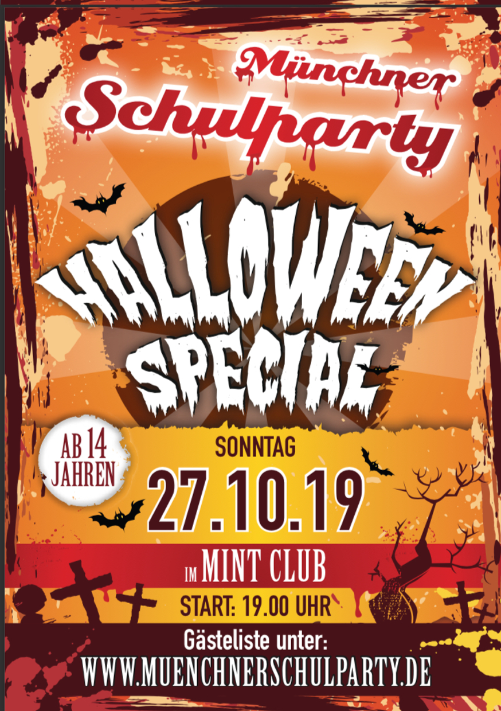 Mint Club / Sonntag, 27. Oktober 2019 / 19:00 Uhr